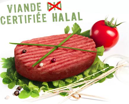 viande bio halal